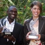 Rudisha y Vlasic mejores atletas mundiales