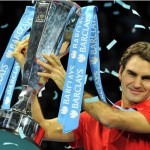 Federer le gana la Copa Masters a Nadal