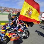 Marc Márquez campeón del mundo en 125 cc