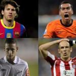 Nominados al mejor gol de 2010
