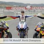 Triplete español en el mundial de motociclismo