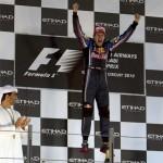 Vettel campeón del mundo de Fórmula 1