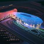 El Circuito de Yas Marina de Abu Dhabi