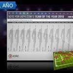 Vota por el equipo ideal Fifa 2010