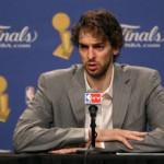 Pau Gasol abandona la NBA