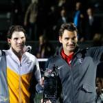 Nadal y Federer juntos contra la pobreza infantil