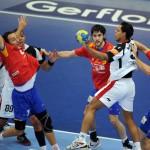 España gana a Egipto en el mundial de Balonmano