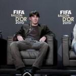 Fifa Balón de Oro 2010 para Messi