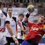 España vence a Alemania en el Mundial de Balonmano