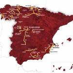 Recorrido Vuelta Ciclista a España 2011