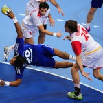 España empata con Francia en el último partido de la 1ª fase