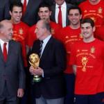 El Marqués de Del Bosque da la lista de convocados  contra Colombia