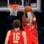 El Oeste gana el All Star NBA 2011