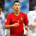 Lista de los futbolistas mejor pagados en 2010