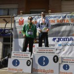 Paquillo Fernández polémico campeón de España de marcha