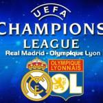 Real Madrid-Olympique de Lyon en Champions League