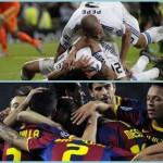 Real Madrid y Barcelona directos a semifinales de la Champions League