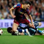 Dos penaltis y un empate en el primer clásico Madrid-Barcelona