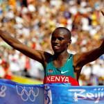Fallece el campeón de maratón Samuel Wanjiru