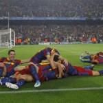 El Barcelona en la final de la Champions tras empatar con el Madrid