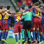 El Barcelona campeón de la Champions League 2011