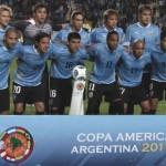 Uruguay sube al quinto puesto del ranking FIFA