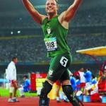 El discapacitado Oscar Pistorius estará en el Mundial de Corea del Sur