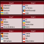 Sorteo Europa League 2011-2012