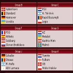 Sorteo Europa League 2011-2012
