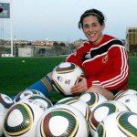 Verónica Boquete nominada a mejor futbolista en Estados Unidos