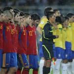 España eliminada por Brasil en el Mundial sub20
