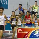 Equipo español para el Mundial de Atletismo de Daegu