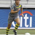Verónica Boquete mejor futbolista del año en Estados Unidos