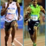Bolt y Blake estrellas en Bruselas
