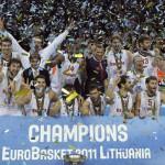 España campeona de Europa al ganar a Francia