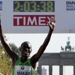 Patrick Makau nuevo récord mundial en maratón