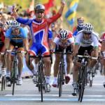 Mark Cavendish campeón del mundo de ciclismo