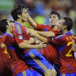España clasificada para la Eurocopa con récord de victorias