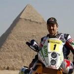 Marc Coma gana el Rally de los Faraones