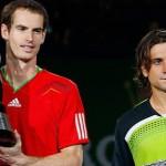 Murray le gana la final del Masters de Shanghai a Ferrer