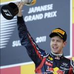 Vettel se proclama campeón del mundo en el GP de Japón