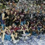 Barcelona campeón de la Supercopa de baloncesto