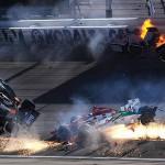 Fallece Dan Wheldon en una carrera de coches
