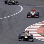 Nueva victoria de Vettel en el GP de Corea
