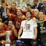 España campeona del mundo de hockey sobre patines