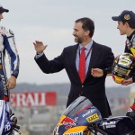 Márquez y Lorenzo no estarán en el GP de Valencia