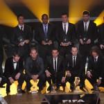 Lista de 23 candidatos al Balón de Oro 2011