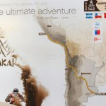 Recorrido del rally Dakar 2012