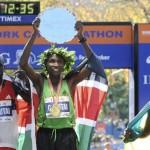 Geoffrey Mutai gana el Maratón de Nueva York