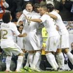 Otra victoria del Real Madrid en el derbi